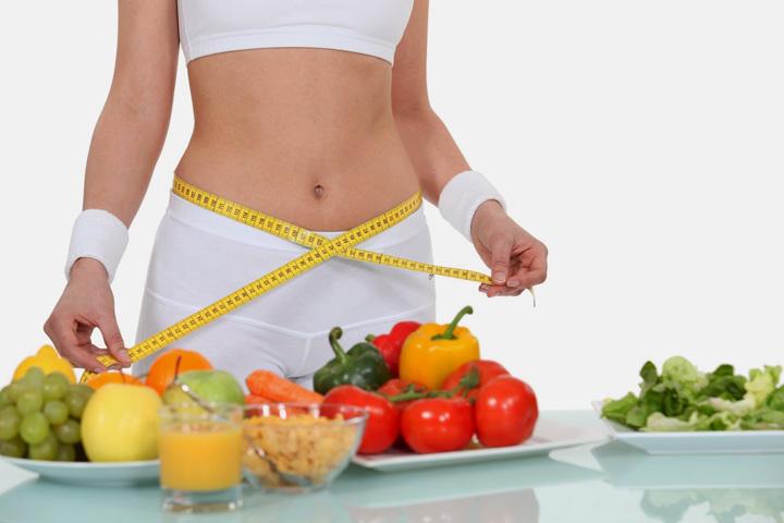 sporten en voeding afvallen