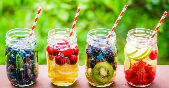 dieet geleidelijk afvallen