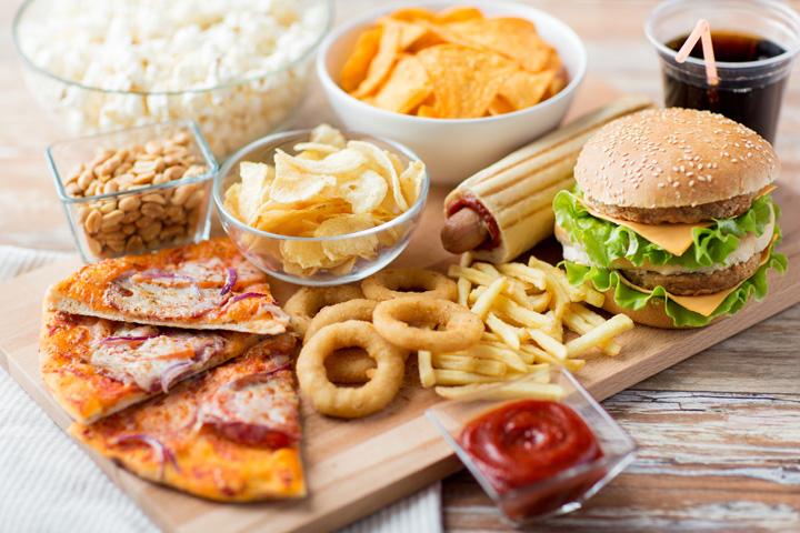gezonde hartige snacks