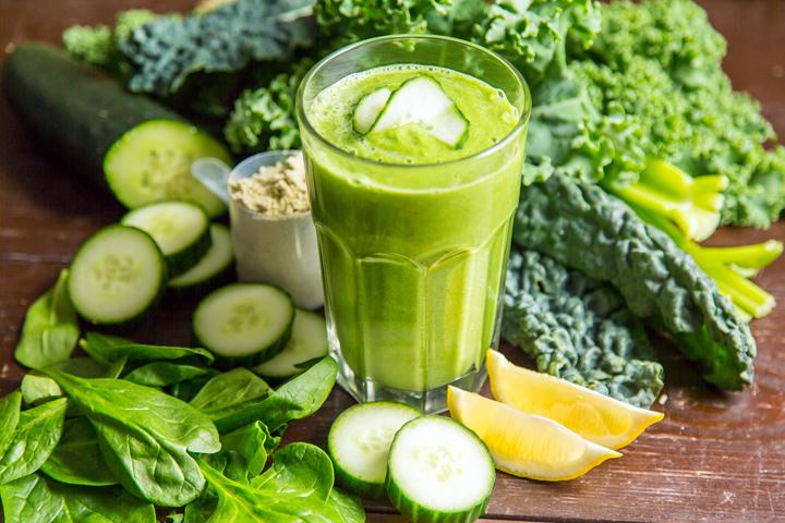 De ultieme groene smoothies guide