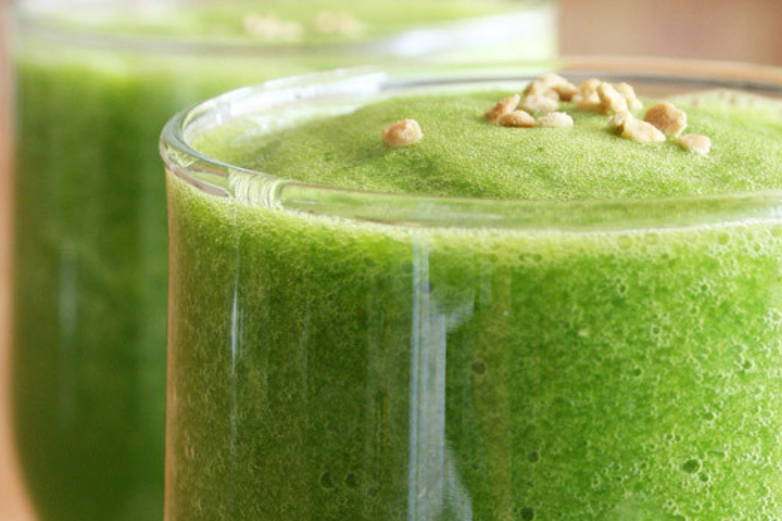 Paksoi Smoothie recept